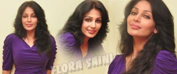 Flora Saini New Images