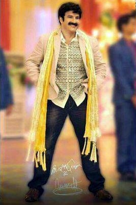 First look of Balayya 'Legend' Photo,Image,Pics-First look of Balayya Legend,Legend movie,Legend Movie first look