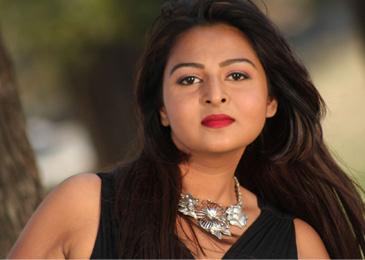 Samvritha Sunil Stills-Samvritha Sunil Stills---