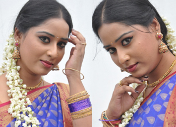 Tv Actress Sneha  Stills- Telugu