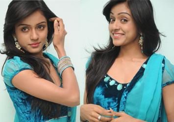 Vitika Saru New Stills