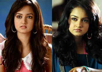Actress Shanvi New Stills-Actress Shanvi New Stills---