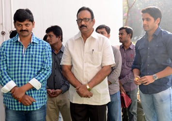 Naga Chaitanya Movie Open...