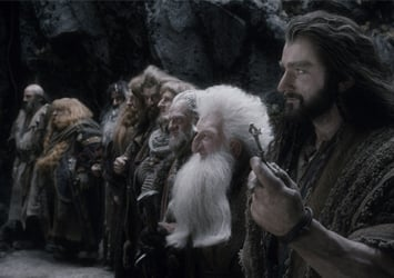 The Hobbit Movie Stills...