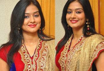 Varsha Ashwathi New Stills- Telugu