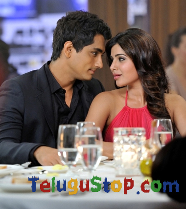 Pic Talk: Samantha caught in romantic dinner with Siddarth!! Photo Image Pic
