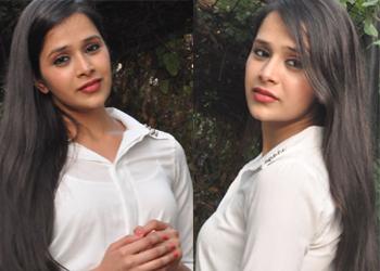Krithika shingal Stills-Krithika Shingal Stills---