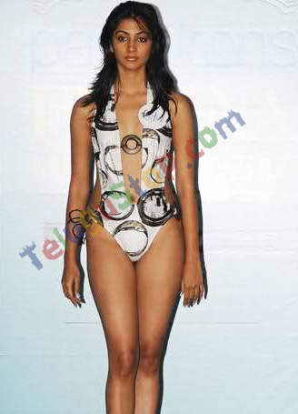 Pic Talk: 'GollaBhama' in Bikini wear Photo Image Pic