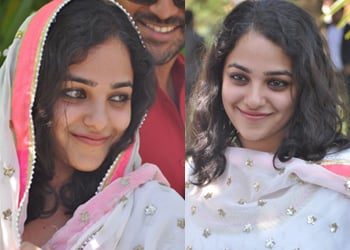 Nitya Menon New Stills