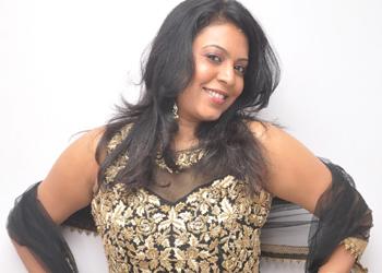 Pop Singer Madhoo Stills