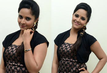 Anasuya Photos...