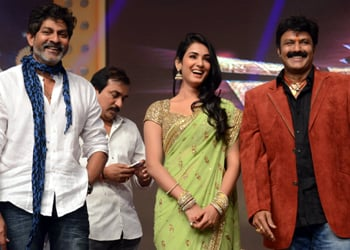 Legend Movie Audio Launch Gallery...