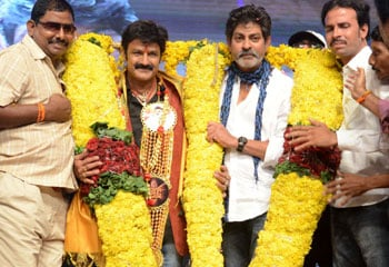 Legend Movie Audio Launch Stills...