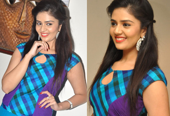 Sri Mukhi Stills...