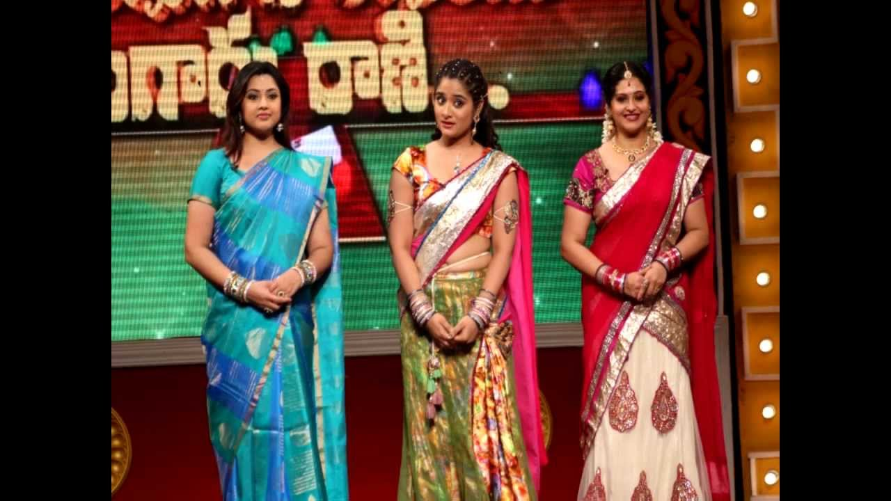 Changure Bangaru Lady -Telugu TV Channel Show/Serial Anchor,Actress,Timings