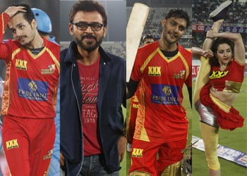 CCL 5 Semi Final2 Telugu Warriors Vs Mumbai Heroes Match