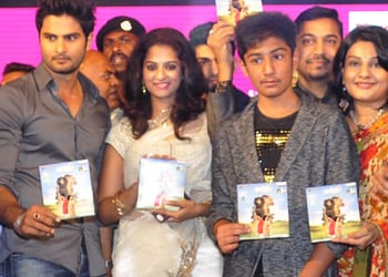 Krishnamma Kalipindi Iddarini Audio Launch