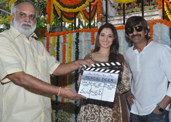 Bengal Tiger Movie Opening