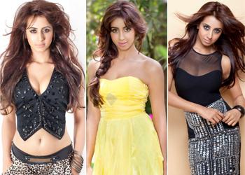 Sanjana Hottest Stills