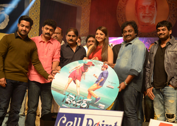 Temper Movie Songs Release