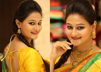 Actress Nilofer Latest Pics
