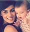 Pic Talk : Genelia- Ritesh's cute kid!