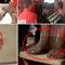 Shocking Video: Jayalalithaa fan nails himself to a cross