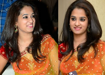 Nanditha Hot Stills In Saree Latest Pics New Images Photo Gallery Photos At Ram Leela Movie Audio Launch Spicy Navel Half Download Online HD Quality