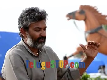 Rajamouli's official announcement on Bahubali