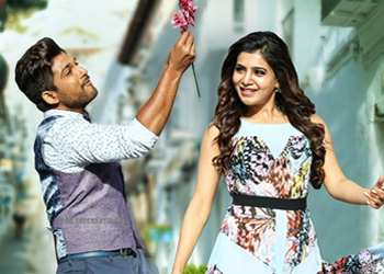 Son of Satyamurthy New Stills