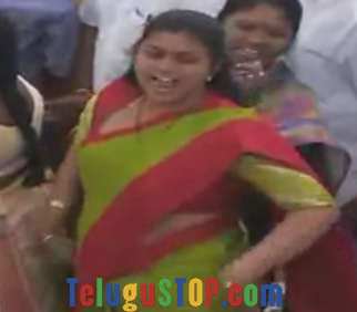 TDP MLA warns to release Roja's personal videos Photo Image Pic