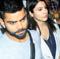 Spotted : Virat & Anushka Walk Hand In Hand