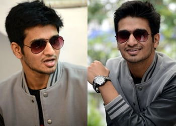 Hero Nikhil New Photos