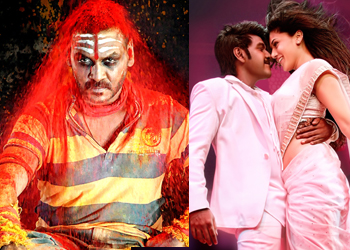 Kanchana 2 Movie Stills-Kanchana 2 Movie Stills---