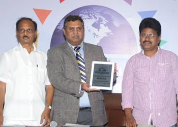 American Telugu TV Logo Launch