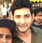 Spotted : Mahesh Babu with Bosco-Caesar