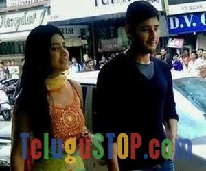 Mahesh Srimanthudu Video Song Leaked Photo Image Pic