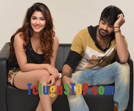 Sonarika Bhadoria and naga shourya