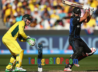 WC Final:NZ scored same runs of India's 1983 Photo Image Pic