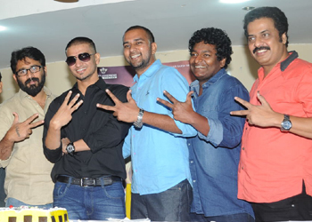 Nikhil Surya Vs Surya Movie Hattrick Success Party