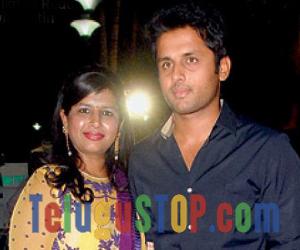 Nithin's sister Nikitha Reddy's Marriage Fixed Photo Image Pic