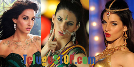 Three Spicy Additions In Baahubali? Photo Image Pic