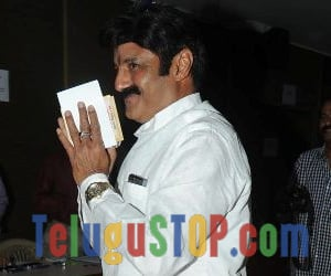 Only Balakrishna cast His Vote in MAA Elections Photo Image Pic