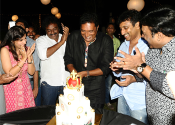 Prakash Raj Birthday Celebrations