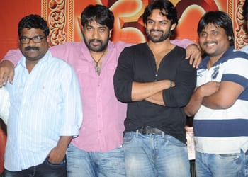 Rey Movie Success Meet