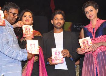 Rudhramadevi Audio Launch