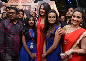 Rudramadevi Movie Trailer Launch