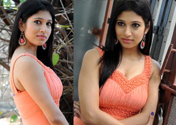 Vanditha New Stills