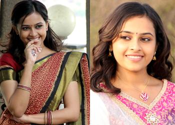 Sri Divya New Pics- Telugu