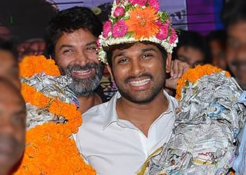 Son of Satyamurthy Success Meet